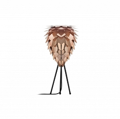 Lampa stolikowa Conia Mini white & copper