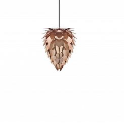 Lampa wisząca Conia Mini white & copper